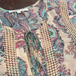 Daniel Rainn Tops - Daniel Rainn sleeveless blouse